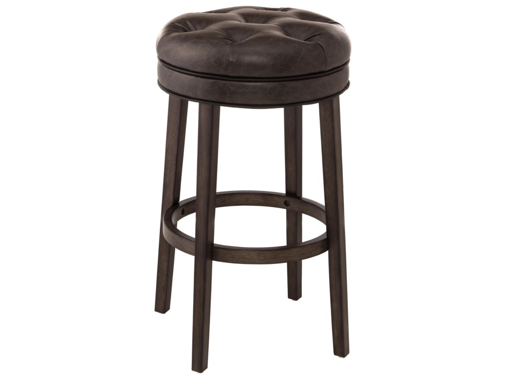 Hillsdale Backless Bar StoolsBackless Swivel Bar Stool