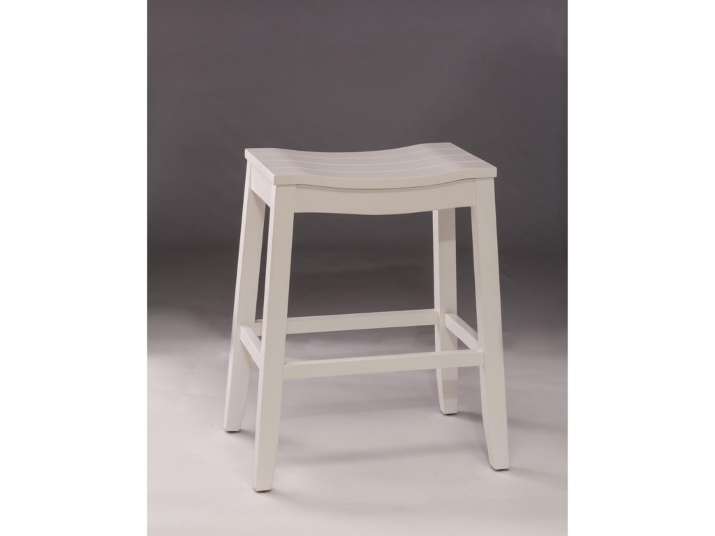 Hillsdale Backless Bar StoolsBackless Non-Swivel Counter Stool