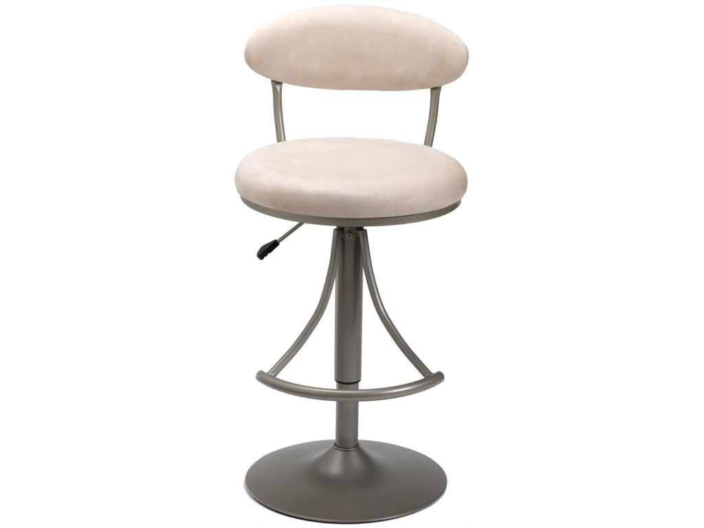 Morris Home Metal StoolsAdjustable Height Venus Swivel Stool