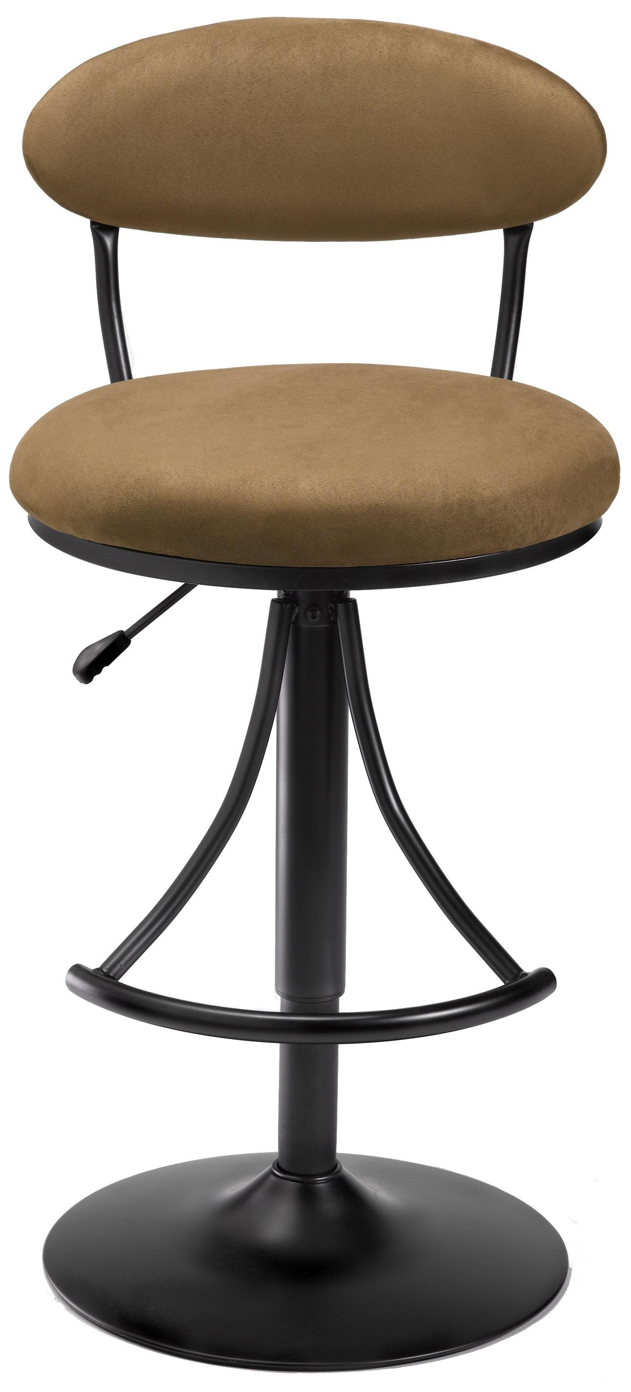Hillsdale Metal Stools Adjustable Height Venus Swivel