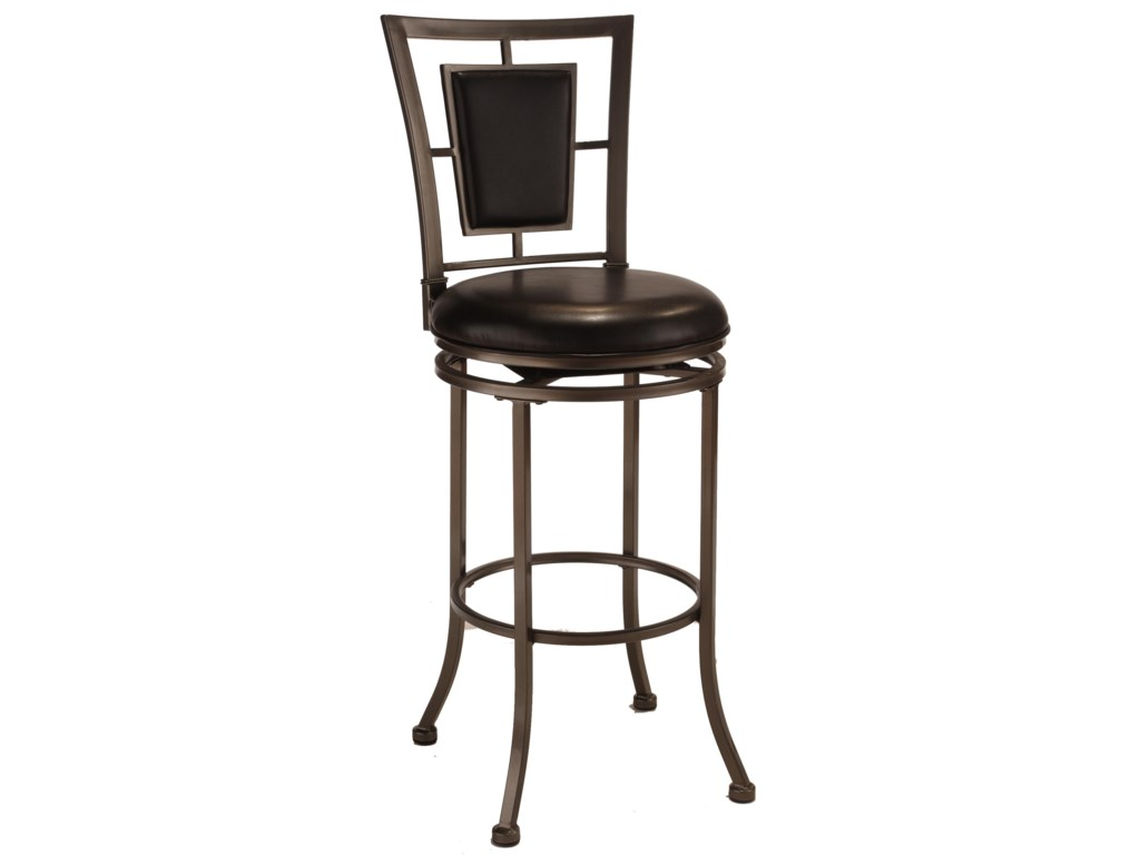 Hillsdale StoolsCounter Height Swivel Stool