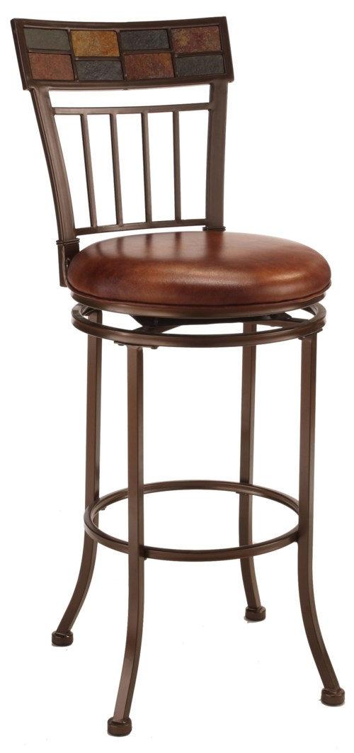Hillsdale Metal Stools 24 Quot Counter Height Montero Stool