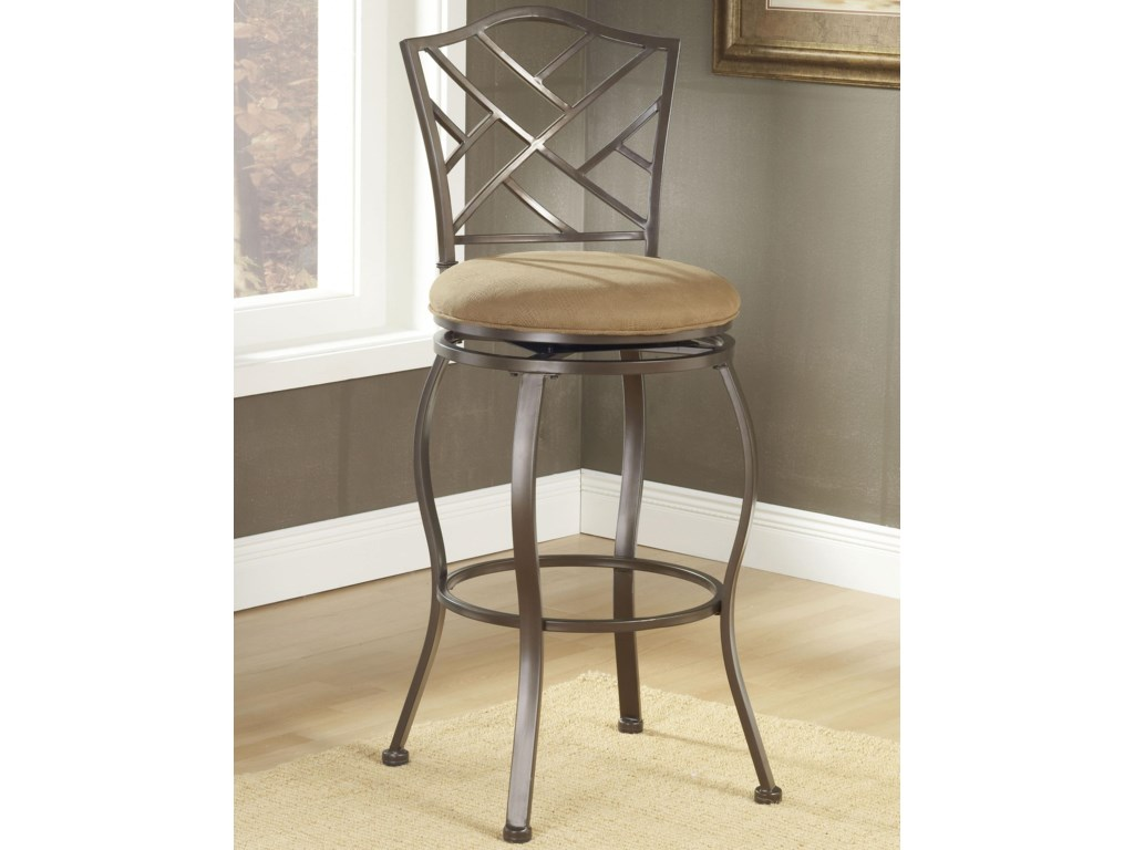 Hillsdale StoolsBar Height Swivel Stool