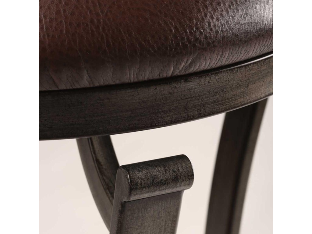 Hillsdale StoolsDrummond Swivel Bar Stool