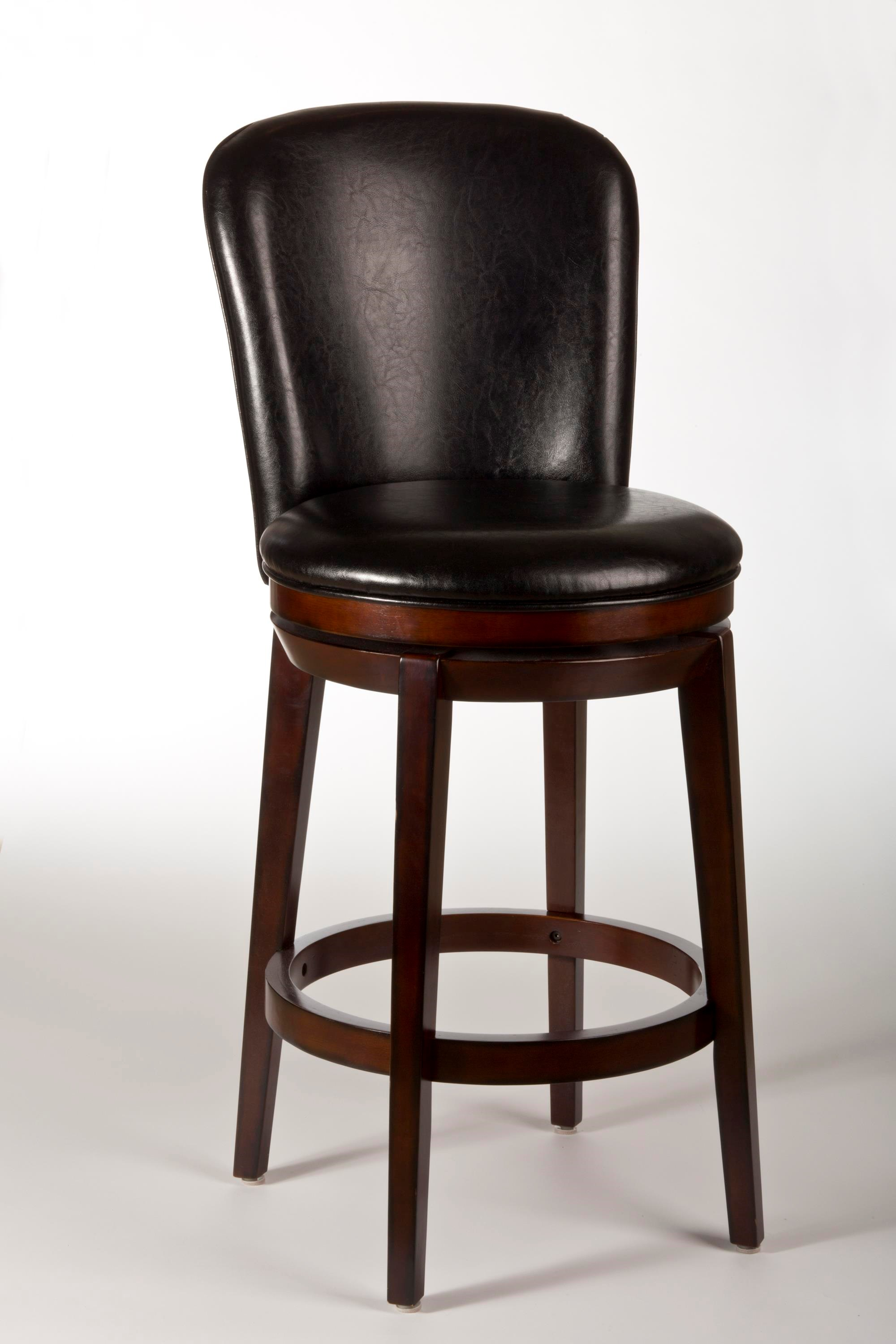 Victoria Swivel Counter Stool with Splayed Legs