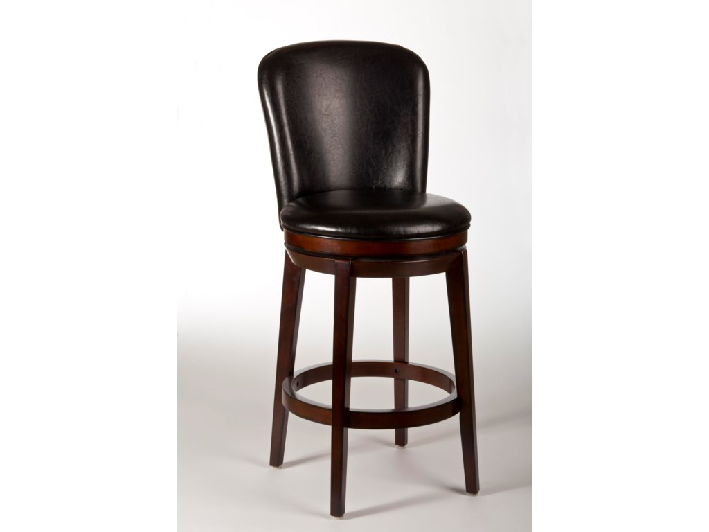 Hillsdale Metal StoolsVictoria Swivel Counter Stool
