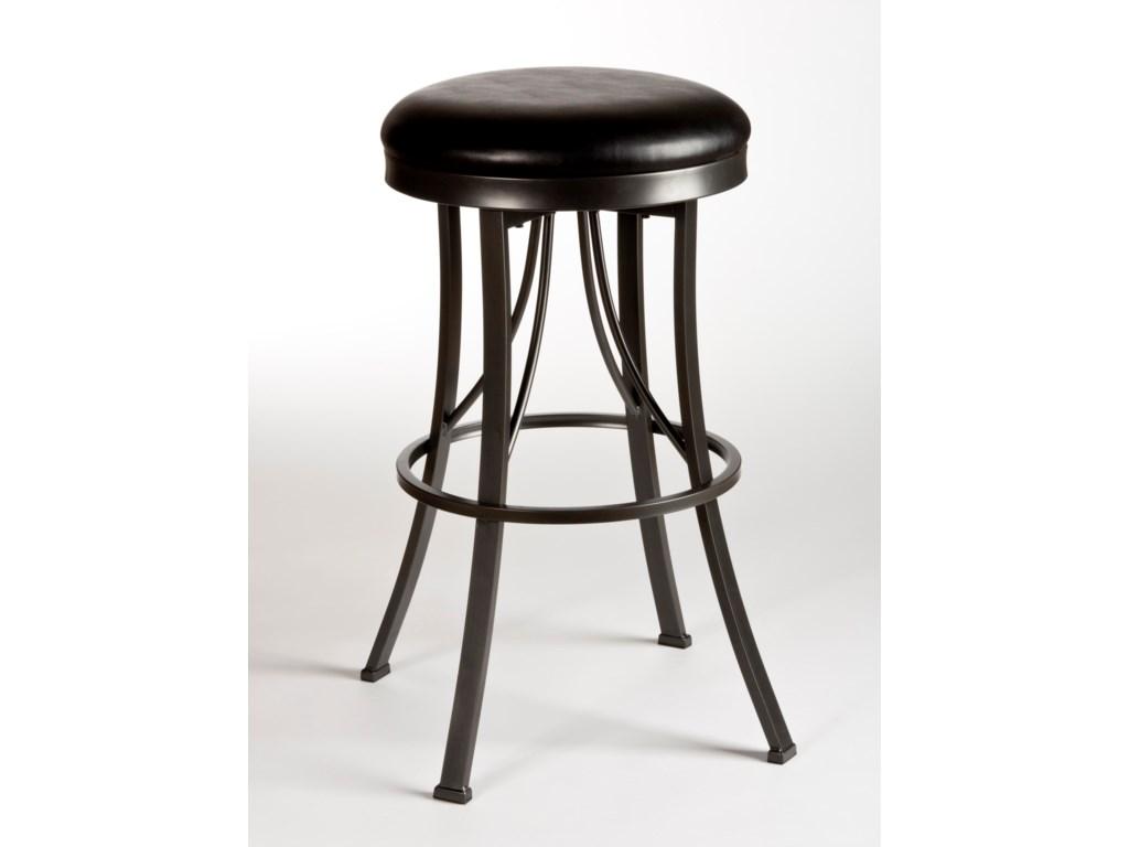 Morris Home Metal StoolsOntario Backless Bar Stool