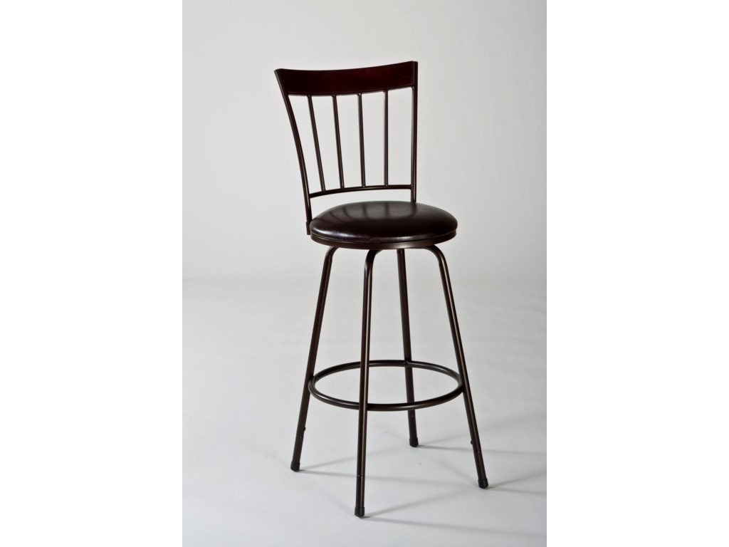 Hillsdale Metal StoolsCantwell Swivel Counter/ Bar Stool