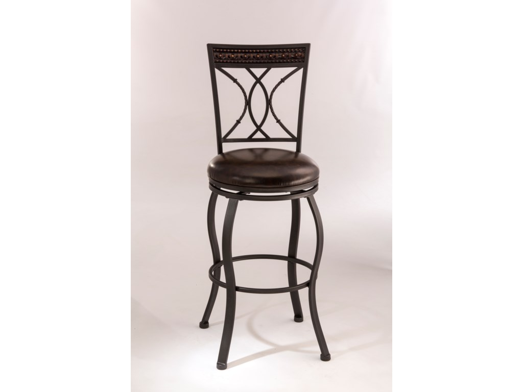 Hillsdale Metal StoolsSwivel Counter Stool