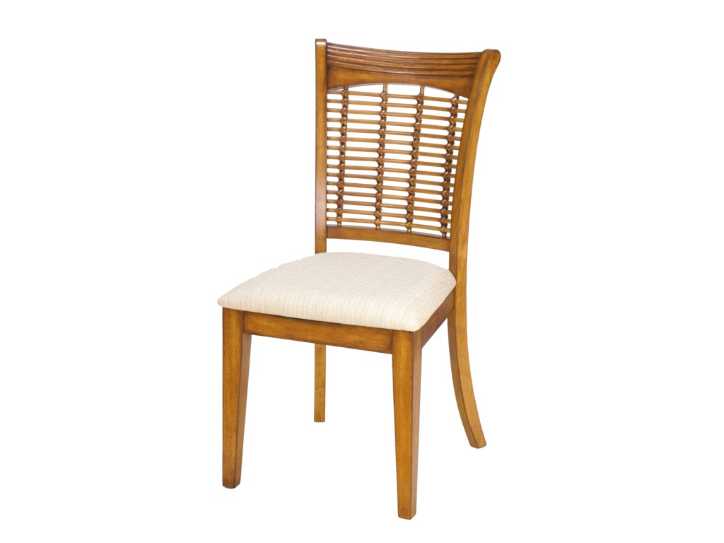 Hillsdale Bayberry and GlenmaryWicker Dining Chair