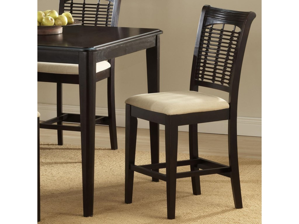 Hillsdale Bayberry and GlenmaryNon-Swivel Counter Stool