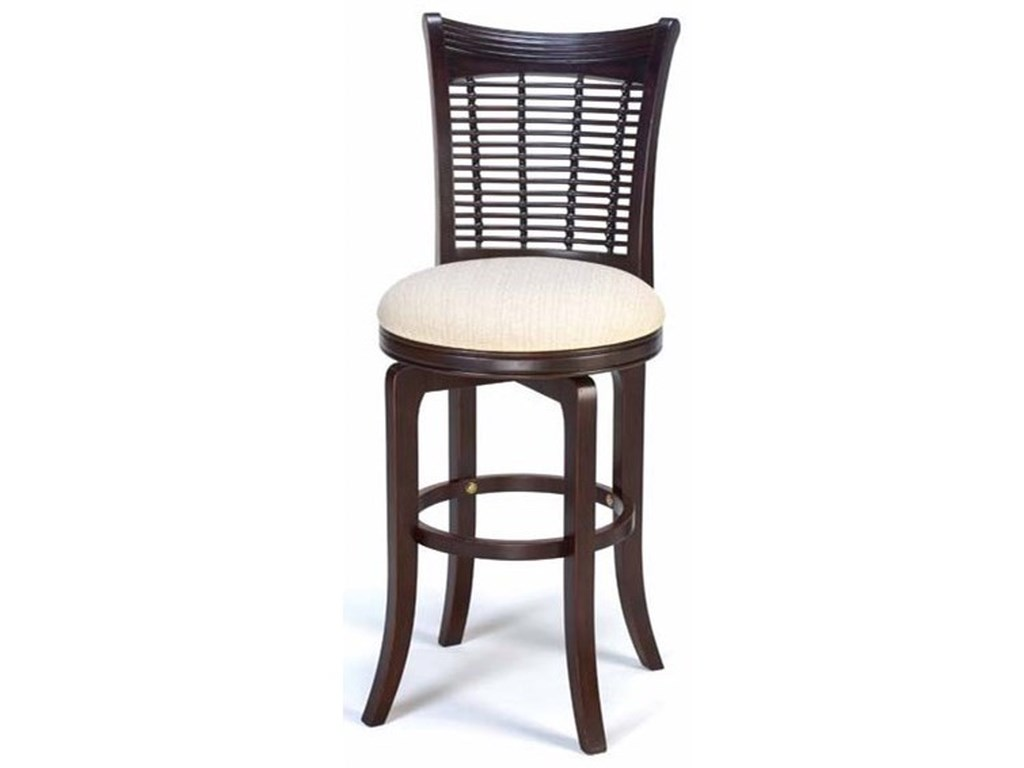 Hillsdale Bayberry and GlenmarySwivel Counter Stool