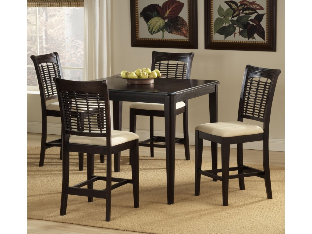Hillsdale Bayberry and GlenmaryCounter Height Gathering Table