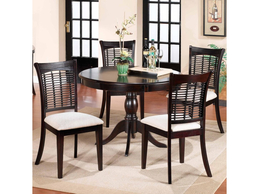 Shown with Wicker Chairs