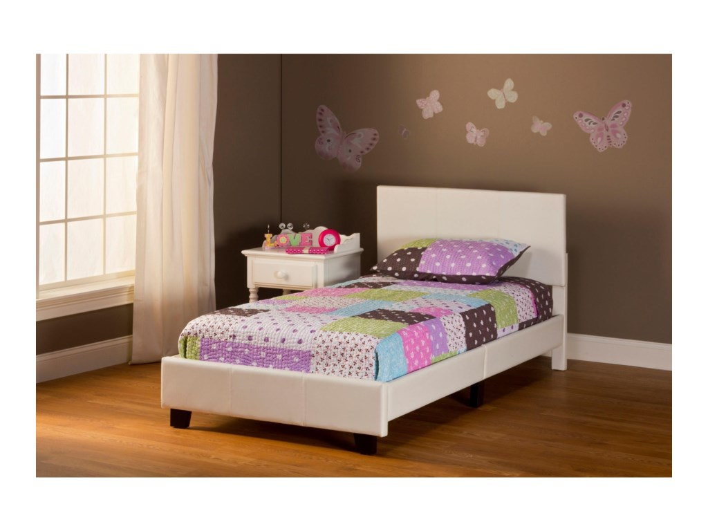 Hillsdale Bed in a BoxTwin Springfield Complete Bed Set
