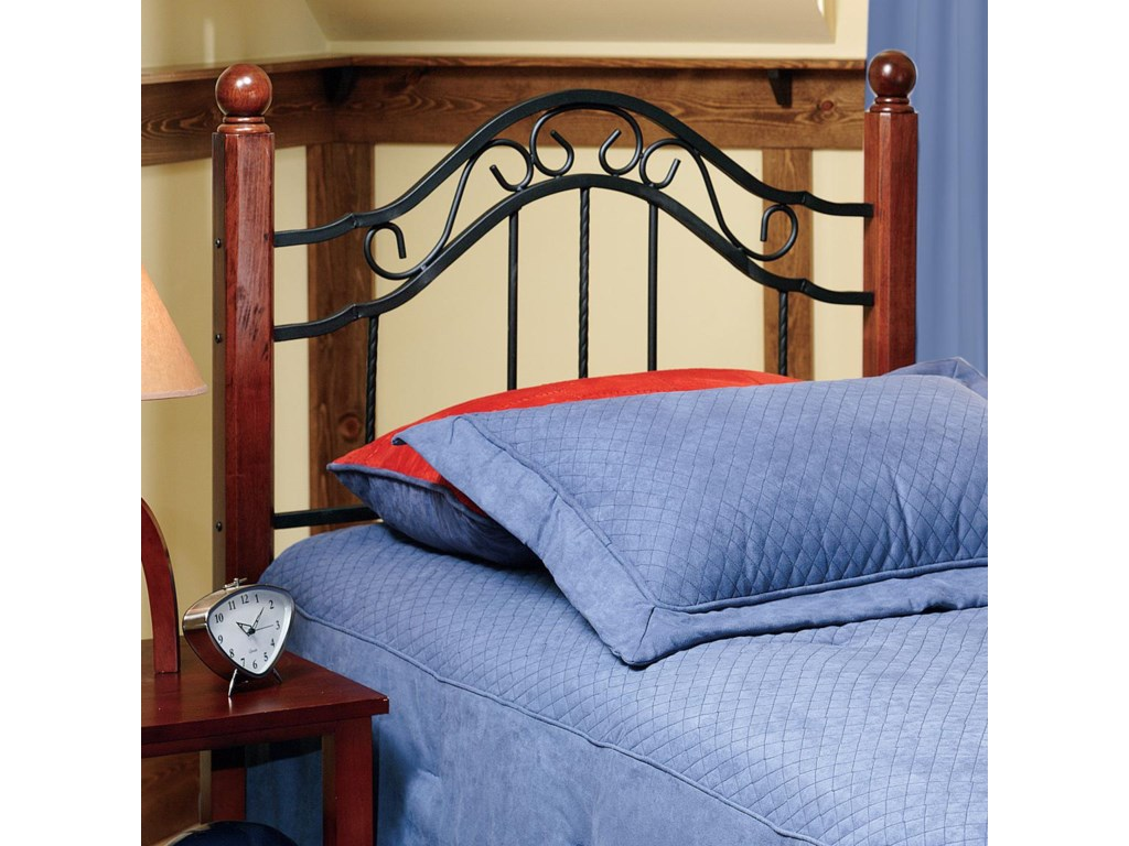 Hillsdale Metal BedsTwin Madison Headboard