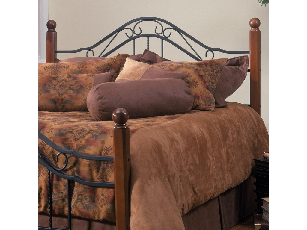 Hillsdale Metal BedsKing Madison Headboard