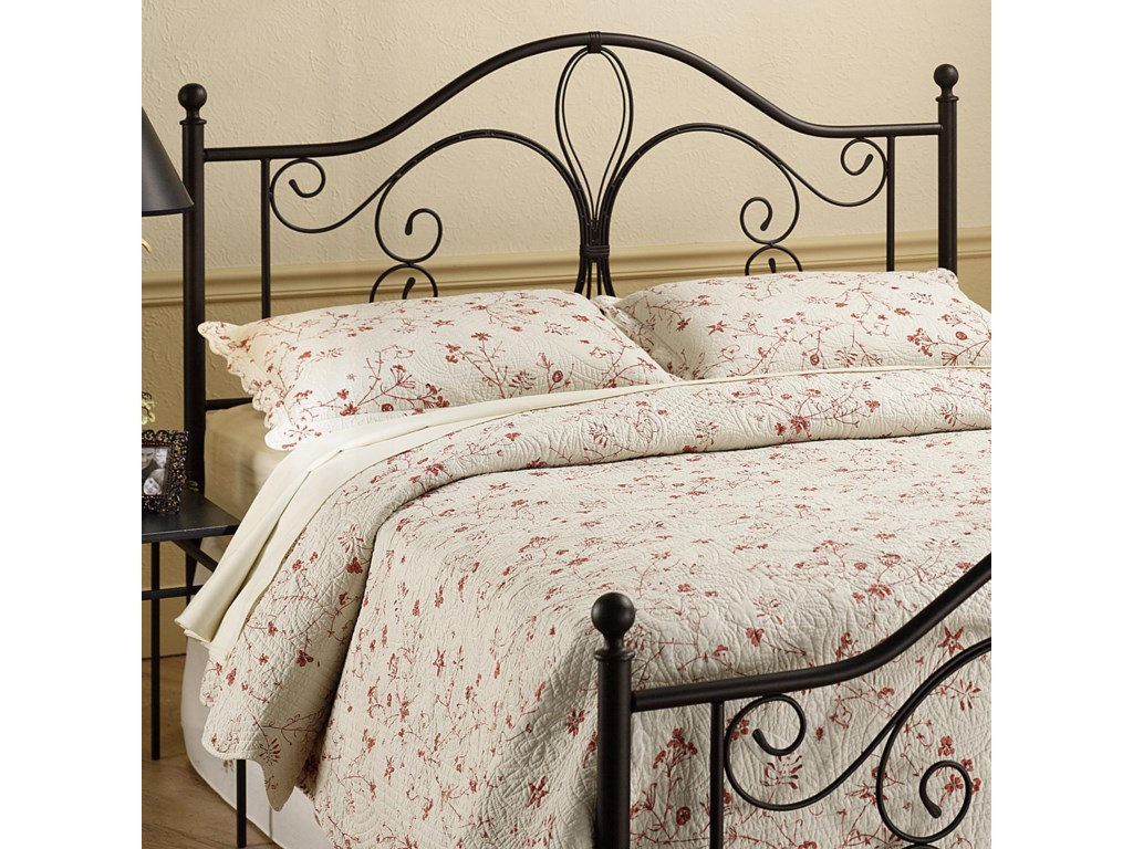 Hillsdale Metal BedsKing Milwaukee Headboard