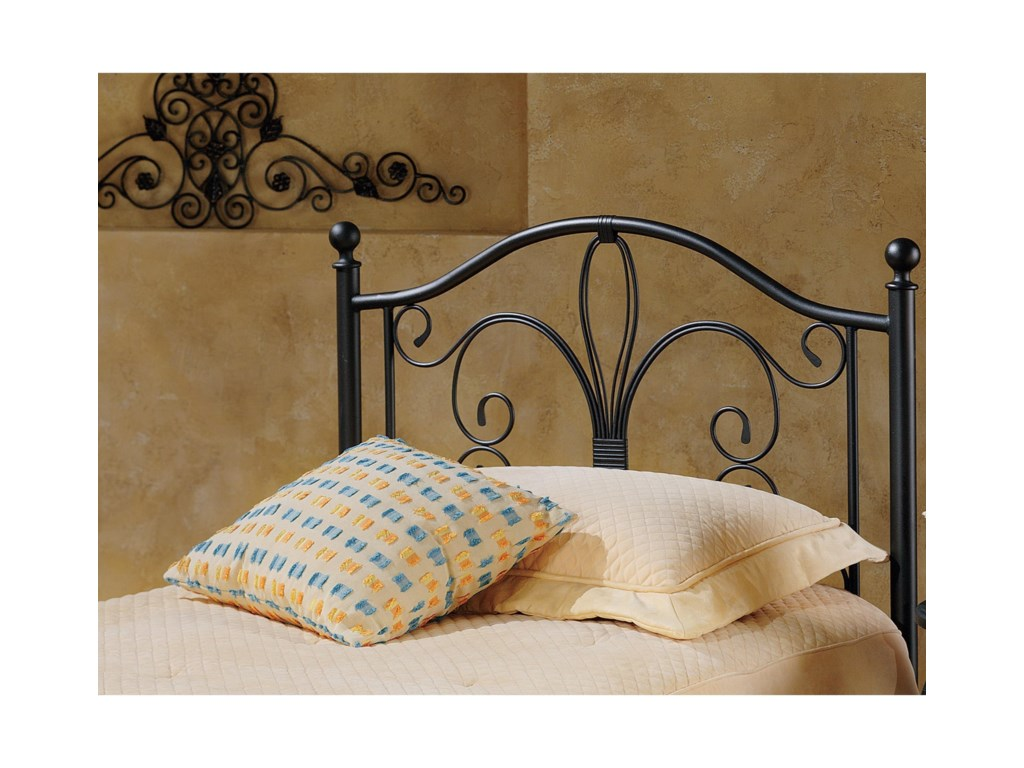Hillsdale Metal BedsTwin Milwaukee Headboard