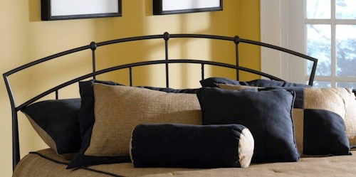 Hillsdale Metal Beds Vancouver King Headboard