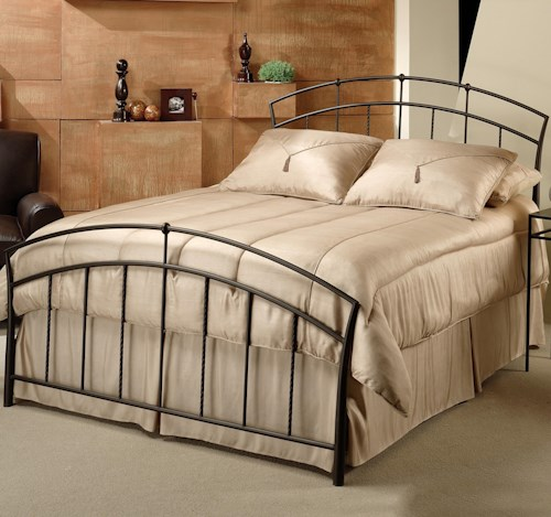 Hillsdale Metal Beds Full Vancouver Metal Bed