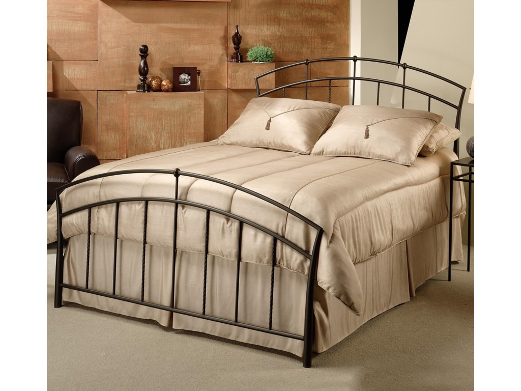 Hillsdale Metal BedsKing Vancouver Bed