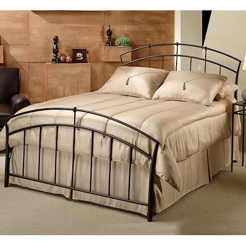 Hillsdale Metal Beds Queen Vancouver Metal Bed