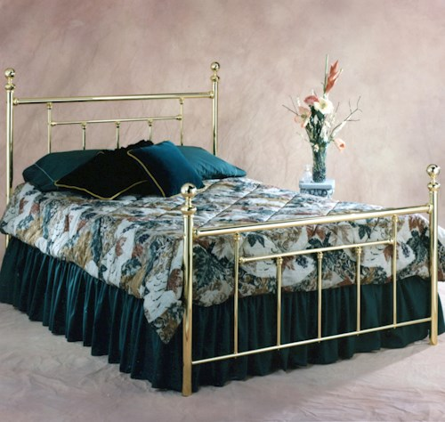 Hillsdale Metal Beds Full Chelsea Bed