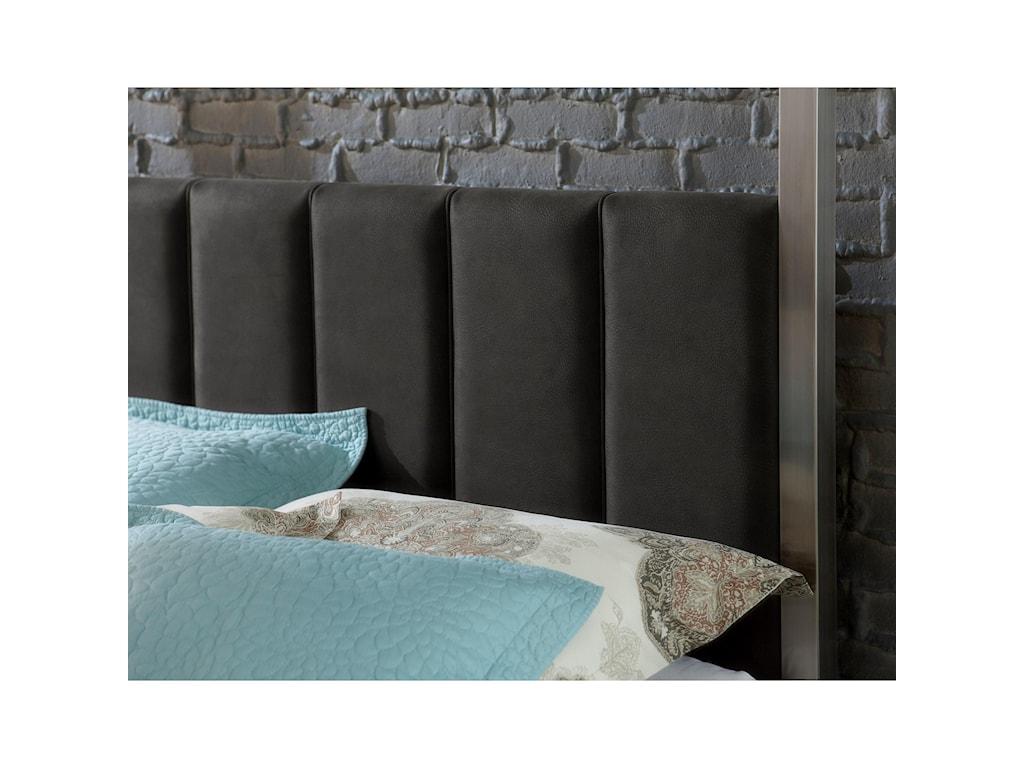 Morris Home Metal BedsQueen Bed Set