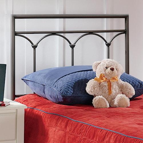 Hillsdale Metal Beds Twin McKenzie Headboard