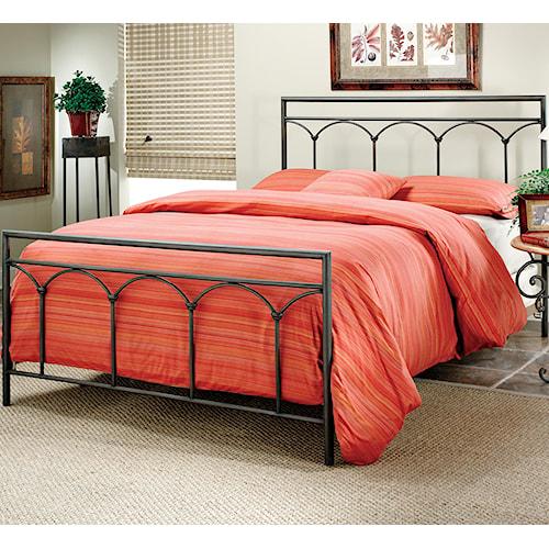 Hillsdale Metal Beds Full McKenzie Bed