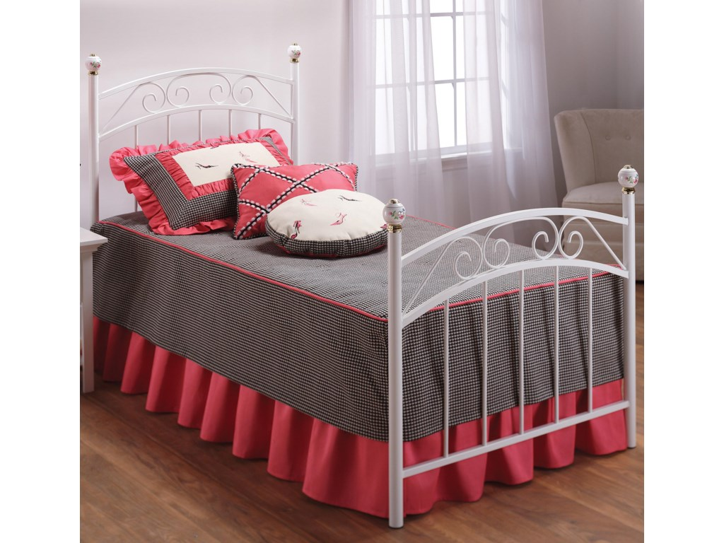 Morris Home Metal BedsFull Emily Bed