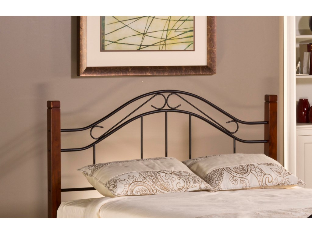 Hillsdale Metal BedsMatson Full/ Queen Headboard with Rails