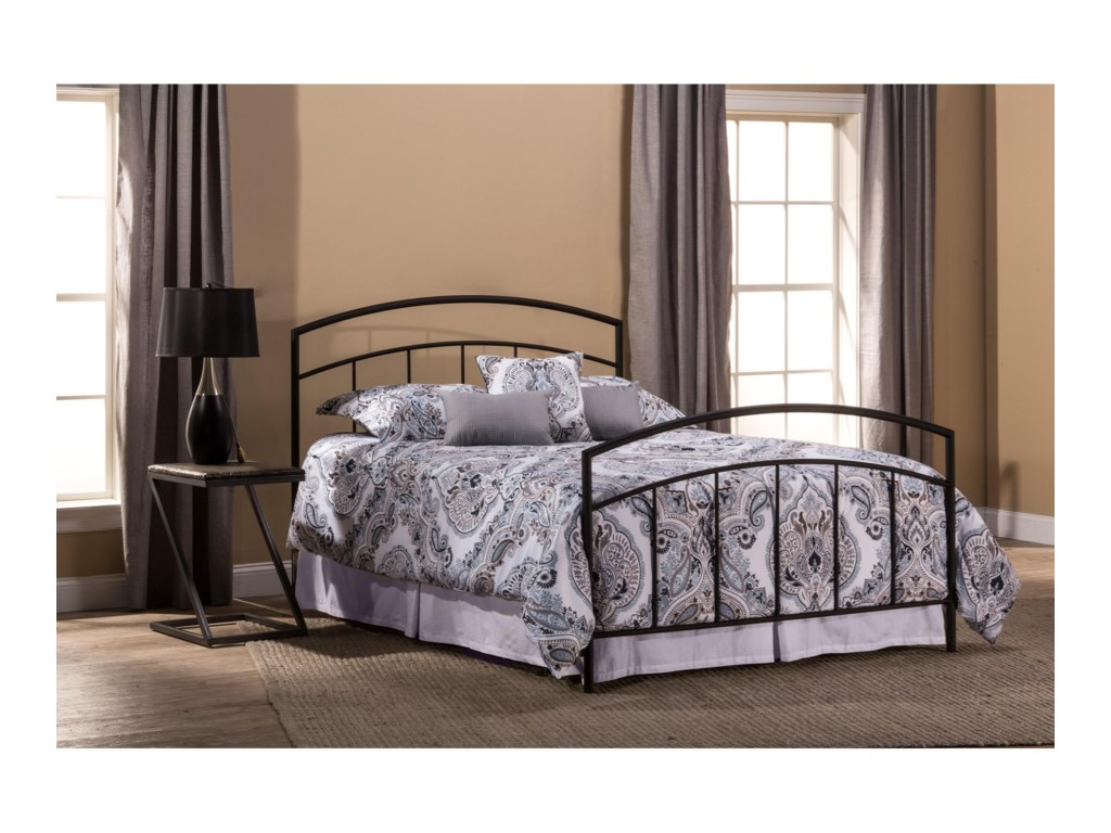 Hillsdale Metal BedsFull Bed Set with Rails