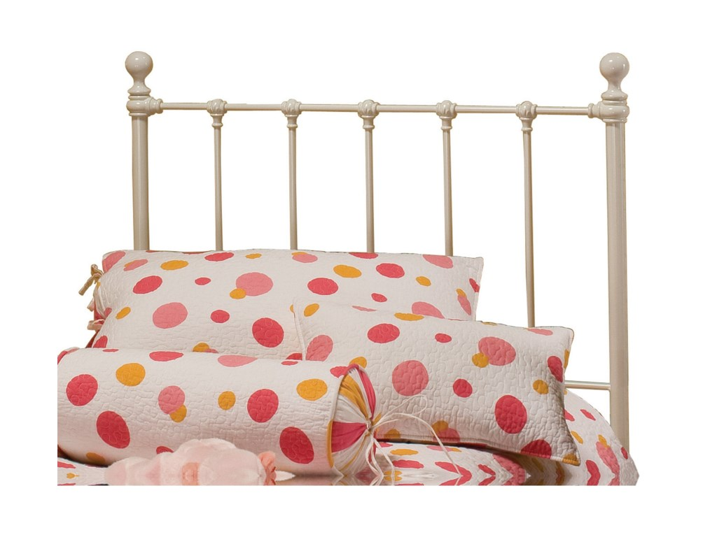 Hillsdale Metal BedsTwin Molly Headboard