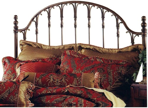 Hillsdale Metal Beds Full/Queen Tyler Headboard - Rails not included
