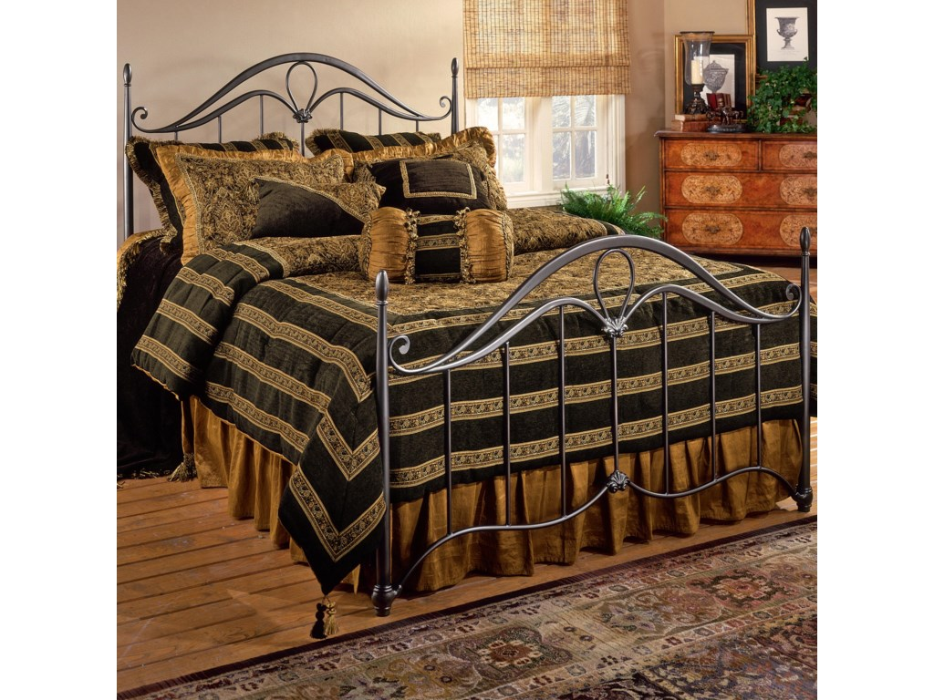 Hillsdale Metal BedsKing Kendall Bed