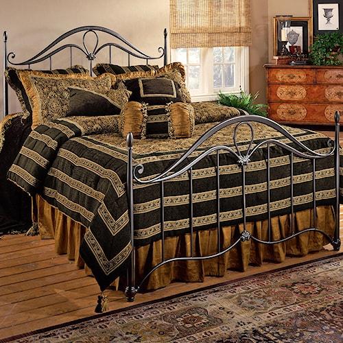 Hillsdale Metal Beds Queen Kendall Bed