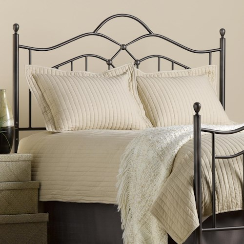 Hillsdale Metal Beds King Oklahoma Headboard
