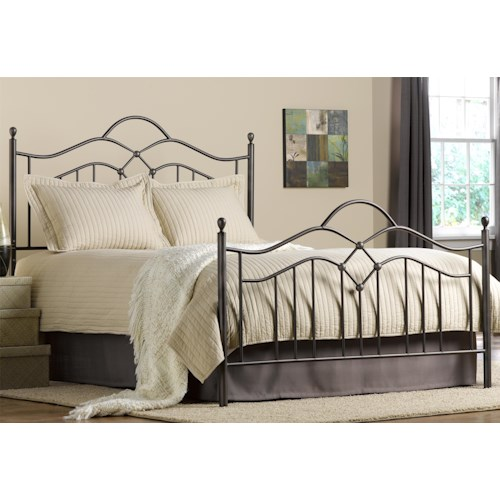 Hillsdale Metal Beds King Oklahoma Bed