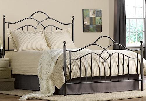 Hillsdale Metal Beds Queen Oklahoma Bed