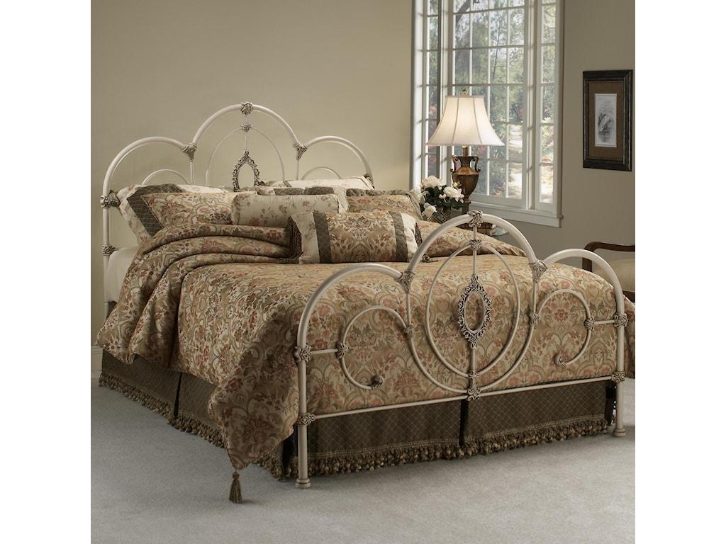 Hillsdale Metal BedsQueen Victoria Bed