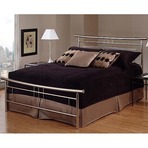 Hillsdale Metal Beds Queen Soho Bed