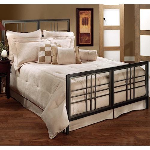 Hillsdale Metal Beds Full Tiburon Bed