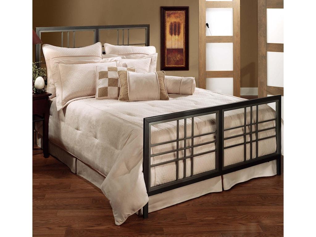 Hillsdale Metal BedsQueen Tiburon Bed
