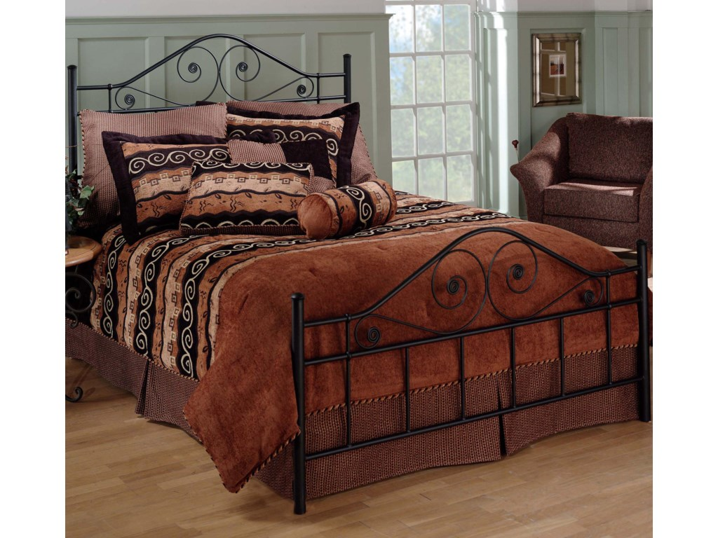 Hillsdale Metal BedsKing Harrison Bed