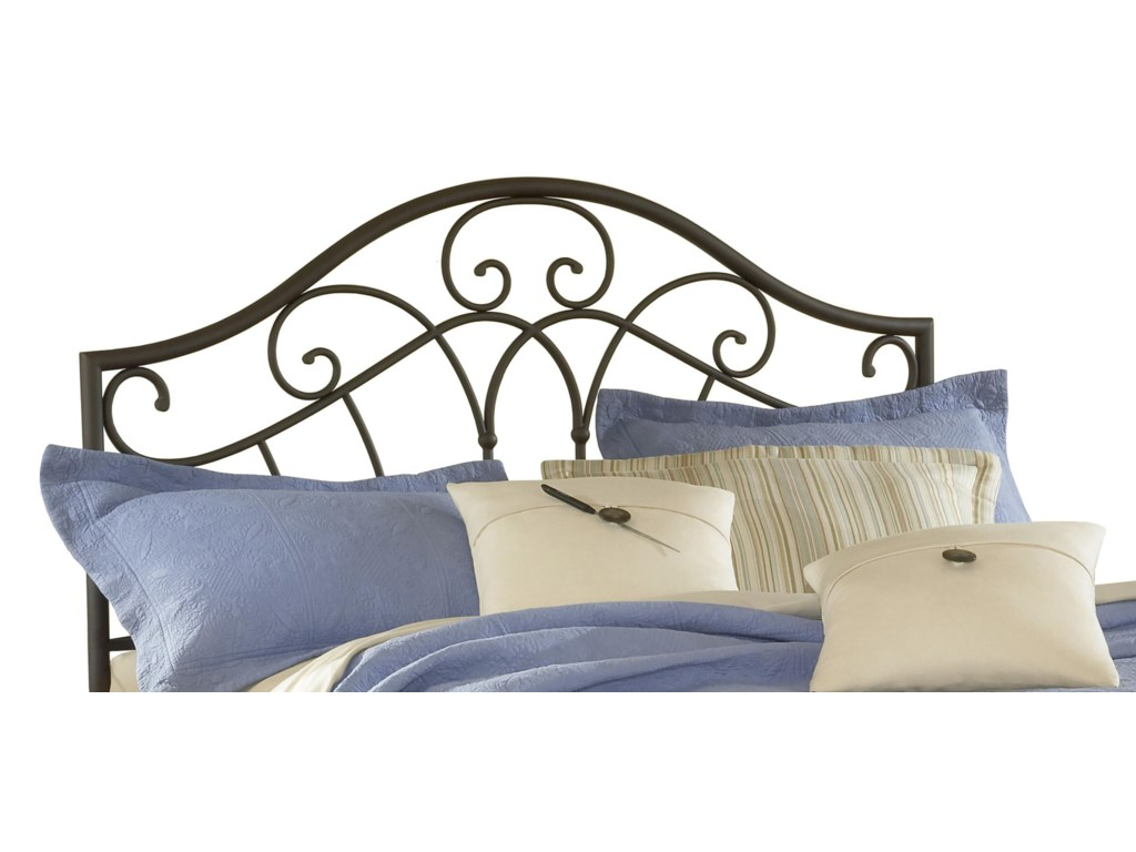 Morris Home Metal BedsJosephine King Headboard with No Rails