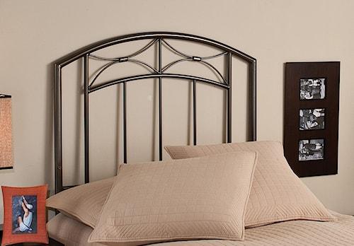 Hillsdale Metal Beds Morris Twin Headboard
