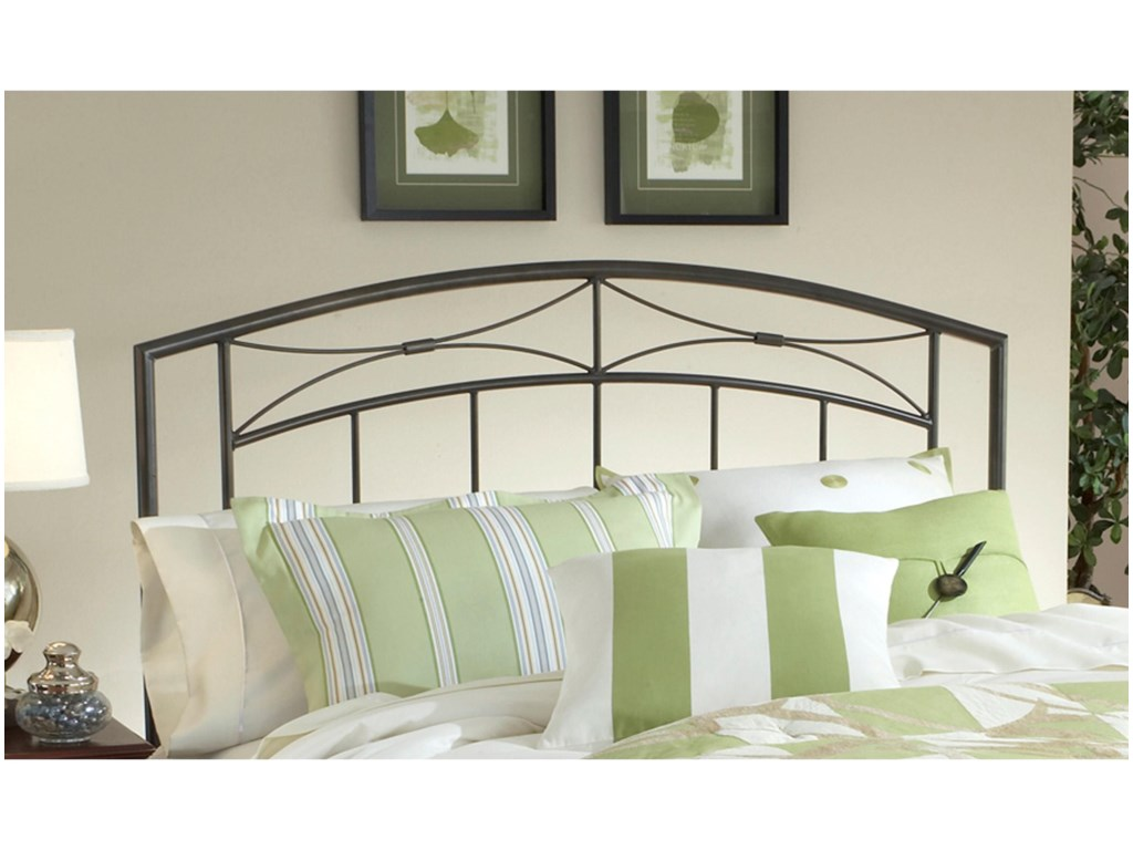 Hillsdale Metal BedsKing Morris Headboard