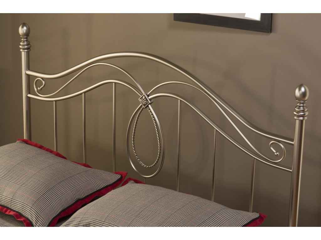 Hillsdale Metal BedsMilano Full/Queen Headboard without Rails